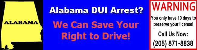 experienced alabama dui defense