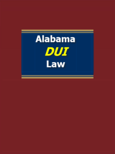 AL DUI Felony Law