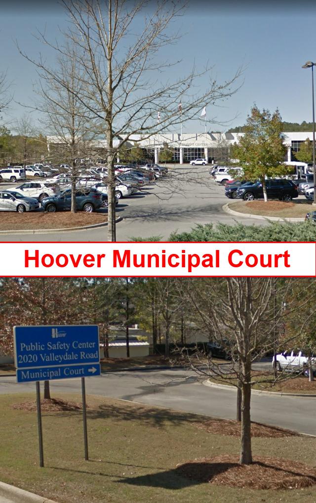 Hoover AL Public Safety Center Municipal Court