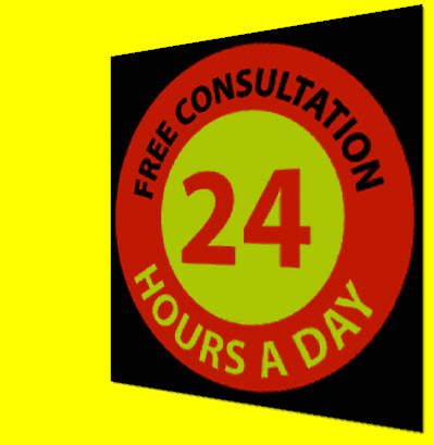 Call Polson and Polson for your free consultation- 24 hours a day