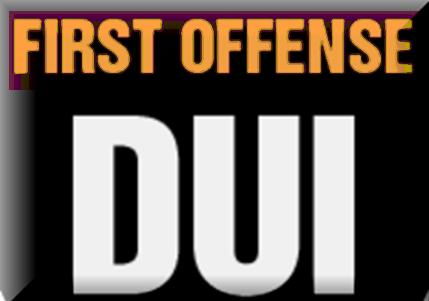 AL First Offense DUI Penalties
