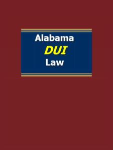 Alabama DUI Law